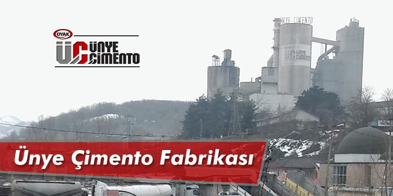 Ünye Çimento Fabrikası