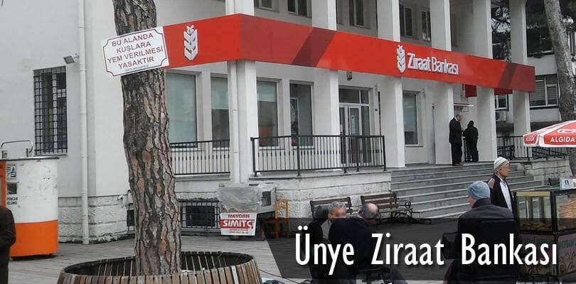 Ünye Ziraat Bankası