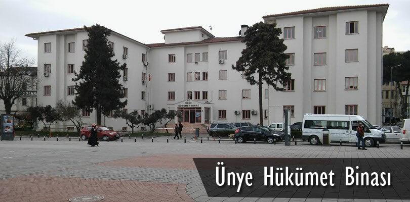 Ünye Hükümet Binası