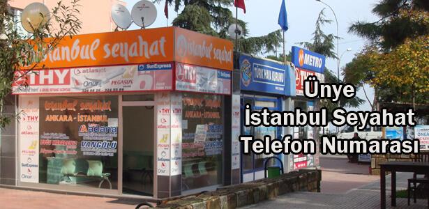 Ünye İstanbul Seyahat