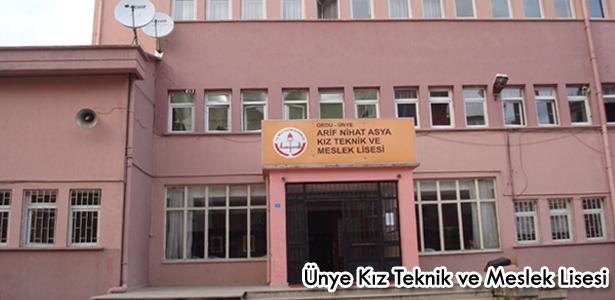 Ünye Kız Meslek Lisesi