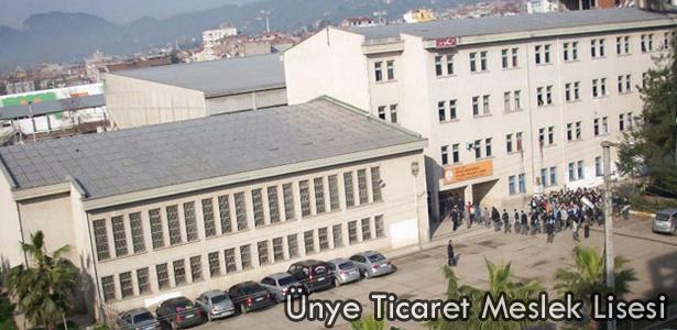 Ünye Anadolu Ticaret Meslek Lisesi