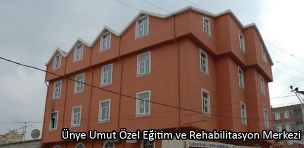 Ünye Umut Rehabilitasyon