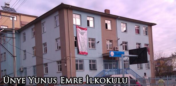 Ünye Yunus Emre İlköğretim Okulu