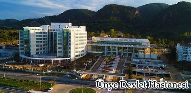 Yeni Ünye Devlet Hastanesi