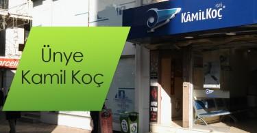 Ünye Kamil Koç