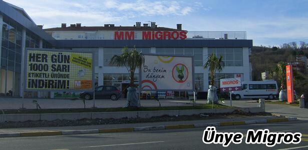 Ünye Migros Market