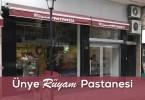 Ünye Rüyam Pastanesi