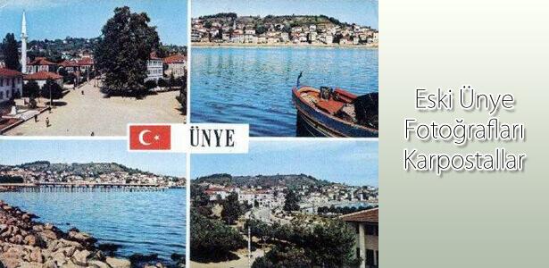 Karpostal Kullanılan Dönemde, Ünyenin Karpostalları.