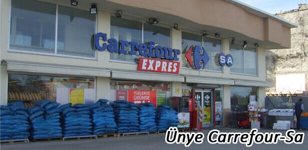 Ordu Ünye Carrefour