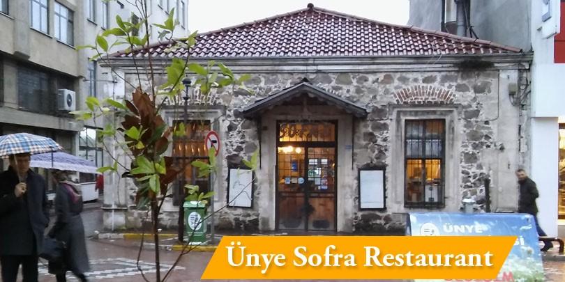 Ünye Sofra Restaurant