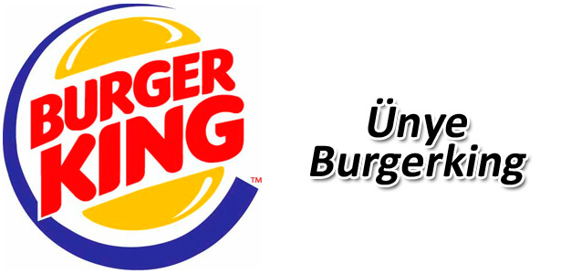 Ünye Burgerking