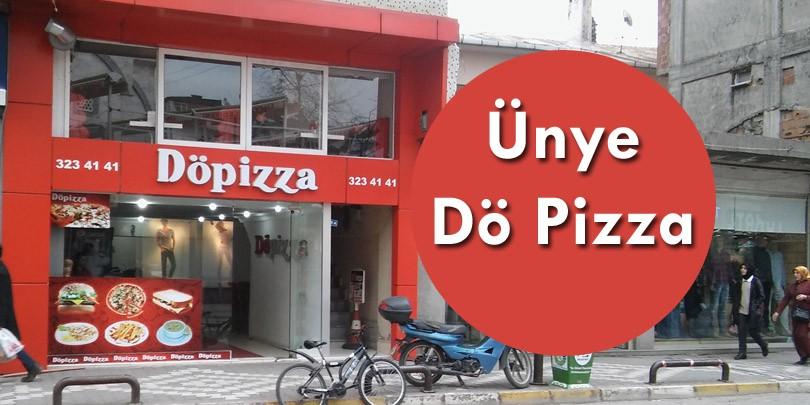 Ünye Dö Pizza