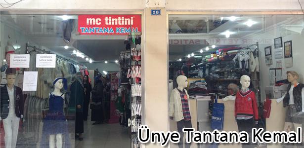 Ünye Tantana Kemal