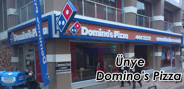 Ünye Dominos Pizza