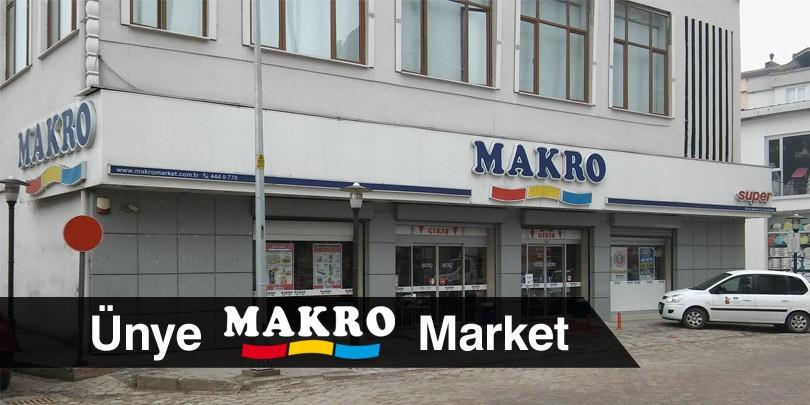 Ünye Makro Market