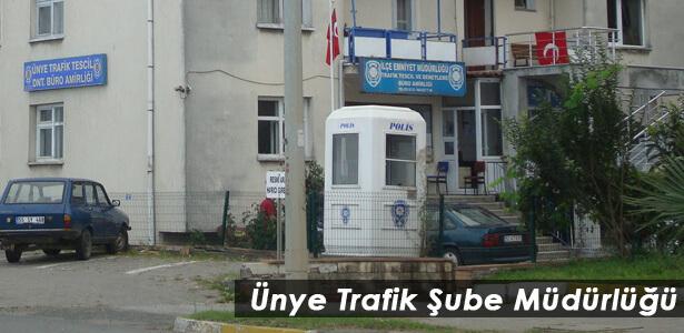 Ünye Trafik Şube