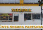Ordu Ünye Nozona Pastanesi
