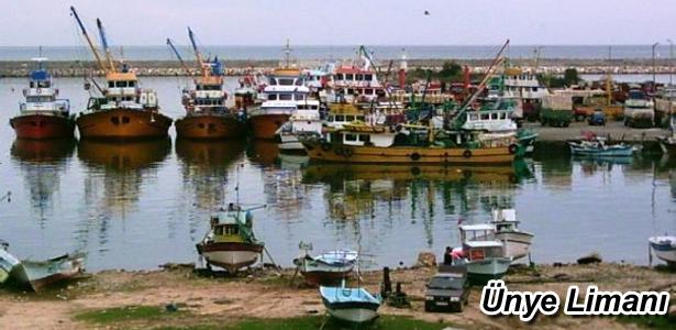 Ünye Limanı