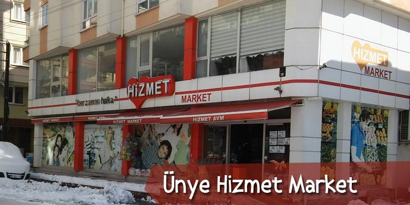 Ünye Hizmet Market