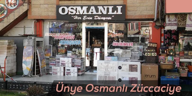 Ünye Osmanlı Züccaciye