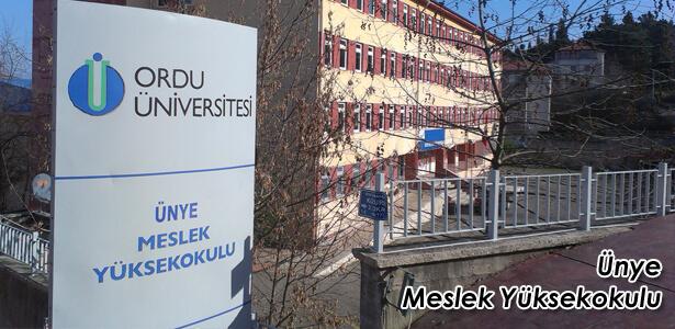 Ünye Meslek Yüksek Okulu