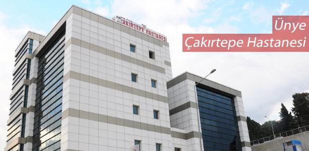 Ünye Çakırtepe Hastanesi