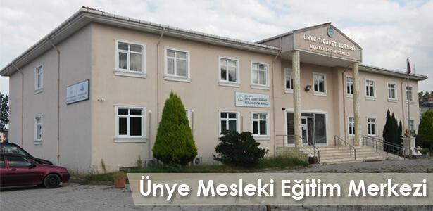 Ünye Mesleki Eğitim Merkezi