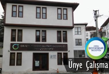 OBB Ünye Çalışma Ofisi