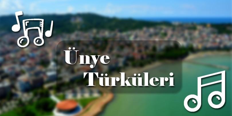 Ünye Türküleri