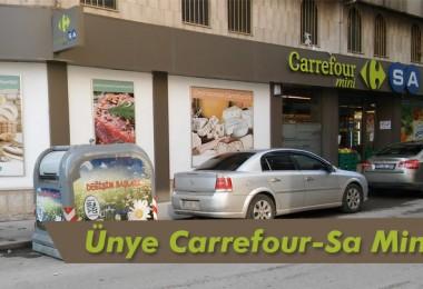 Ünye Carrefour Mini