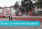 Ünye Cumhuriyet İlkokulu
