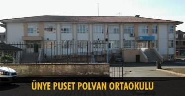 Ünye Puset Polvan Ortaokulu