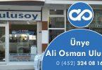 Ünye Ali Osman Ulusoy