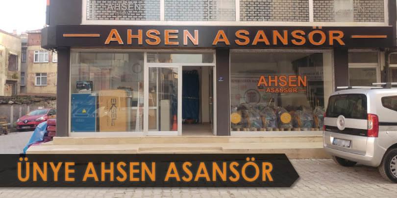 Ahsen Asansör Ünye