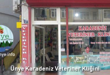 Karadeniz Veteriner Kliniği Ünye Ordu