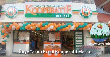 Ünye Kooperatif Market